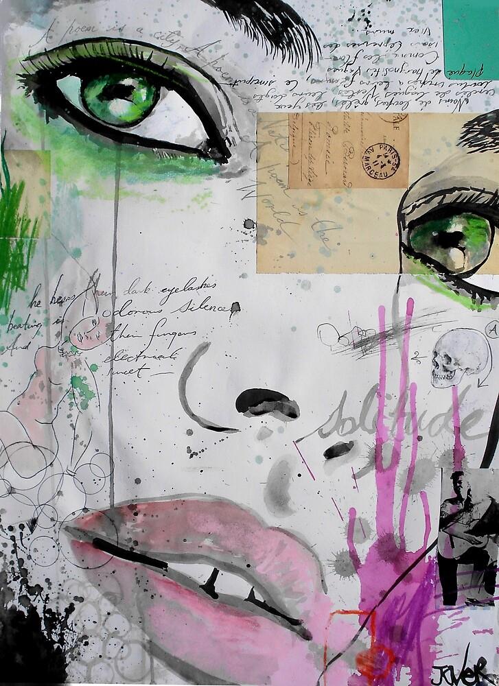 the rhythm of dreams by Loui  Jover