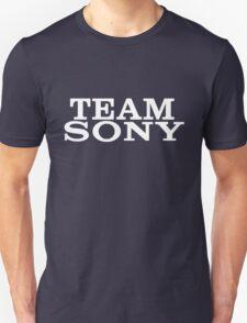 Team Sony (White Font) T-Shirt