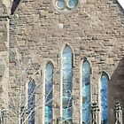 St John's Windows by Stephanie Fay
