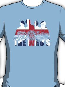 The Who's (Distressed) T-Shirt