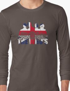 The Who's (Distressed) Long Sleeve T-Shirt