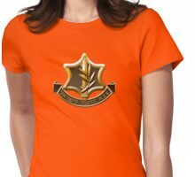 IDF 8 Womens Fitted T-Shirt