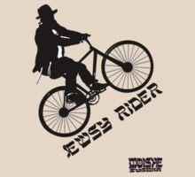 Jewish Easy Rider by MoisheZ