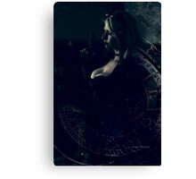 Steamgoth Canvas Print