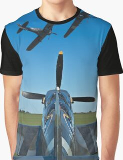 Flying Heroes Graphic T-Shirt