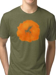 AMBER INSECT Tri-blend T-Shirt