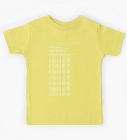 YOU DIDNT SAY THE MAGIC WORD! Kids Clothes