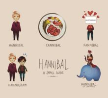 Hannibal - A Small Guide by derlaine