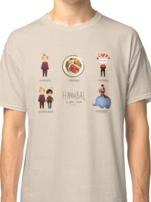 Hannibal - A Small Guide Classic T-Shirt