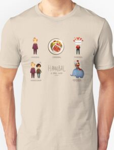 Hannibal - A Small Guide Unisex T-Shirt