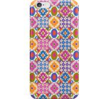 Decorative Ikat Pattern iPhone Case/Skin
