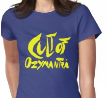 Cult of Ozymantra - Yella Womens Fitted T-Shirt