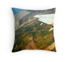 Aerial view 6 Throw Pillow
