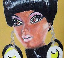 Black Barbie by RustyandJosh