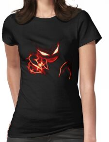 Haunter Womens Fitted T-Shirt