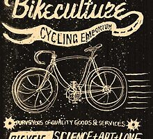 Bike Culture Cycling Emporium by CYCOLOGY
