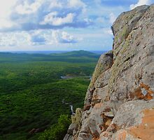 Rocky Bluffs by emilyduwan