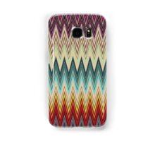 Zig Zag Striped Pattern Samsung Galaxy Case/Skin