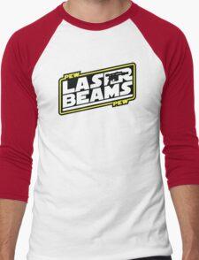 Pew Pew! Men's Baseball ¾ T-Shirt