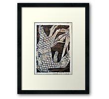 Latistry Framed Print