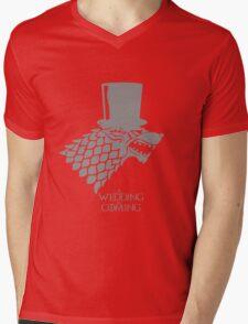 Sir, A Wedding Is Coming Mens V-Neck T-Shirt