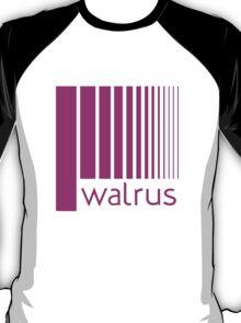Walrus Fucsia Doppler T-Shirt