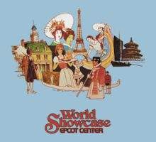 World Showcase EPCOT Center by The Department Of Citrus