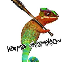 Karma Chameleon by Thomas Ingram