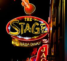 The Stage in Nashville by SophieDoell