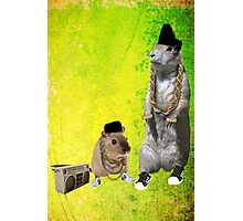 B-Boy Rodents Photographic Print