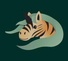 Pretty tiger unicorn by jazzydevil