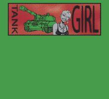 tank girl by tiffanyo