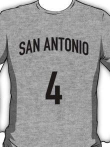 San Antonio #4 T-Shirt
