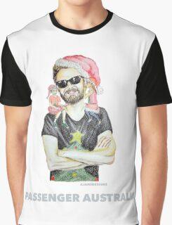 Christmas Passenger Australia T-shirt Graphic T-Shirt