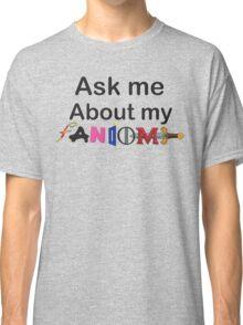 fandoms together at last Classic T-Shirt