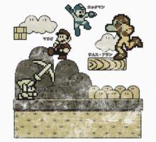 Mega Man Joins The Battle! Baby Tee