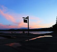 Sundown at the Boat Launch by Nazareth
