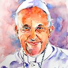 Pope Francis I by bettymmwong