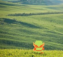 Link in the Hills by saboe