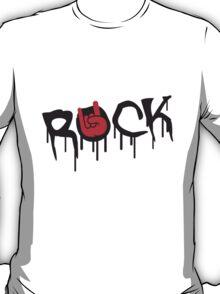 Rock Graffiti T-Shirt