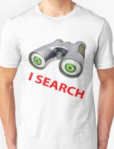 binocular device - i search T-Shirt