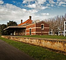 Koroit Station #1 by Roger Neal