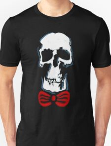 Wholock skull and bowtie T-Shirt