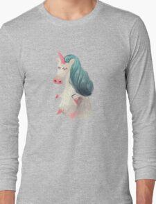 Unicorn Pony Long Sleeve T-Shirt