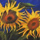 zwei Sonnen by HannaAschenbach