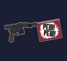 Pew Pew! by nikholmes