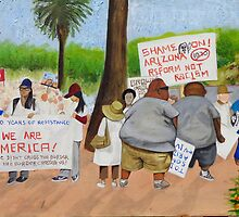 People coming together in  Arizona by john  garcia