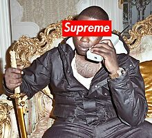 Supreme Gucci by frteeze