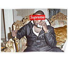 Supreme Gucci Poster