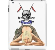 Queens Royal Lancers iPad Case/Skin